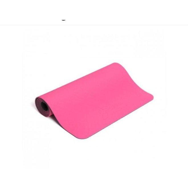 Jasmine Pink 6mm Yoga Mat