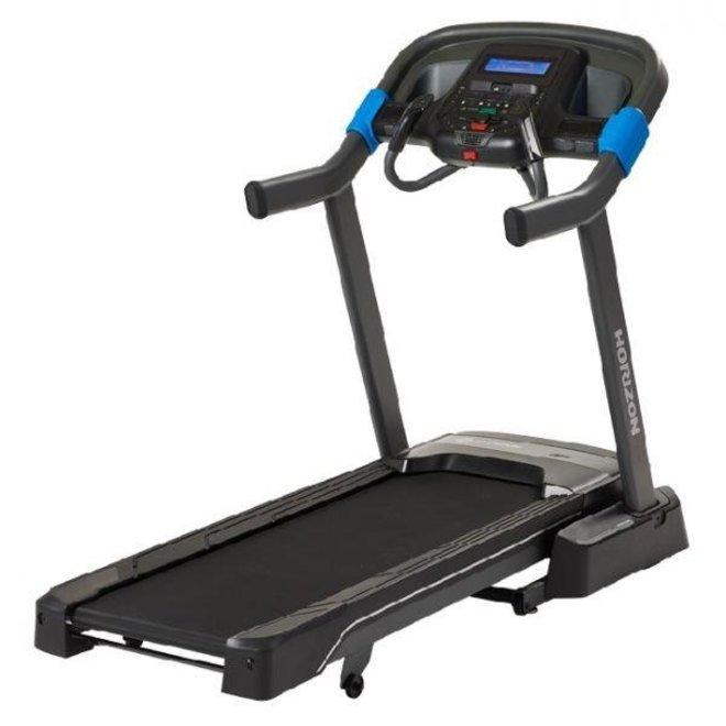 Horizon 7.0AT Folding Treadmill