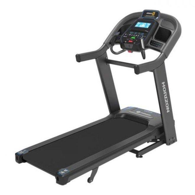 Horizon 7.4AT Folding Treadmill