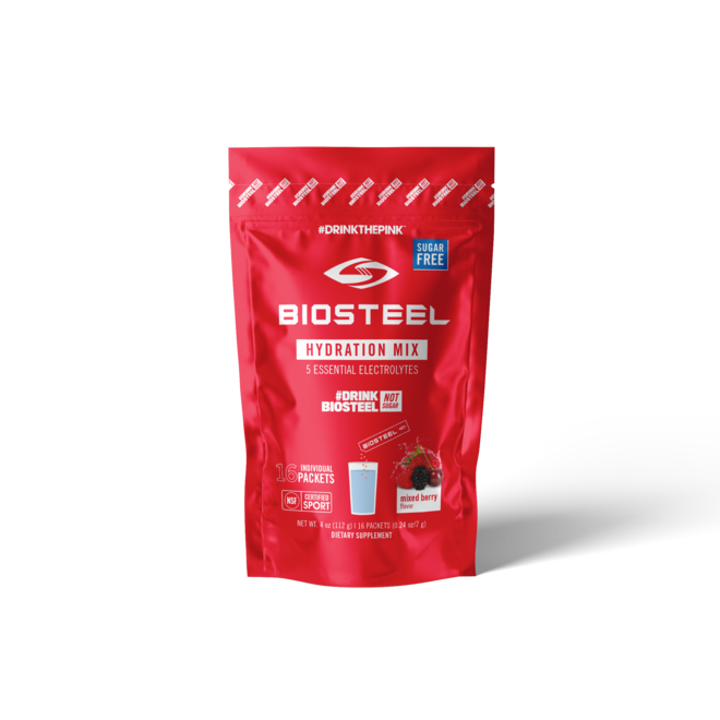 Hydration Mix - Mixed Berry 16ct Gusset Caddy (CA)