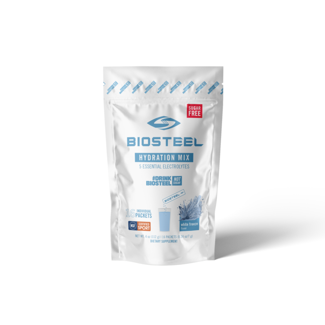 Hydration Mix - White Freeze 16ct Gusset Caddy (CA)