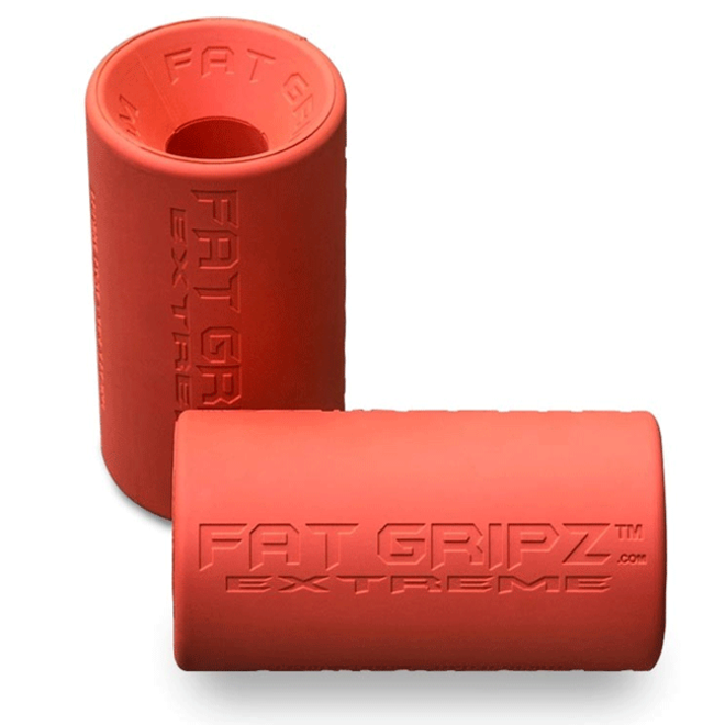 Fat Gripz Extreme Orange (Pair)