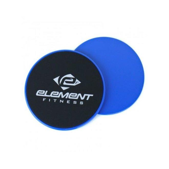 Element 7'' Power Gliding Discs (Pair)