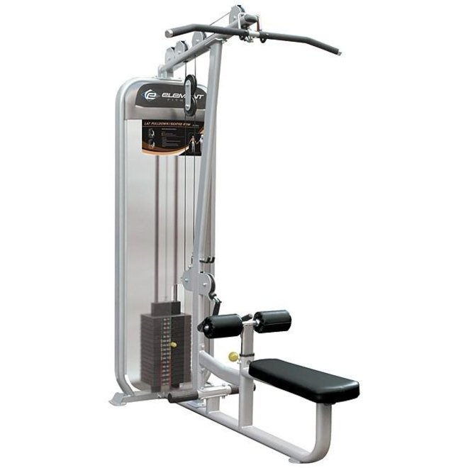 Element Carbon Dual Lat Pulldown/Seated Row w/s 250lb