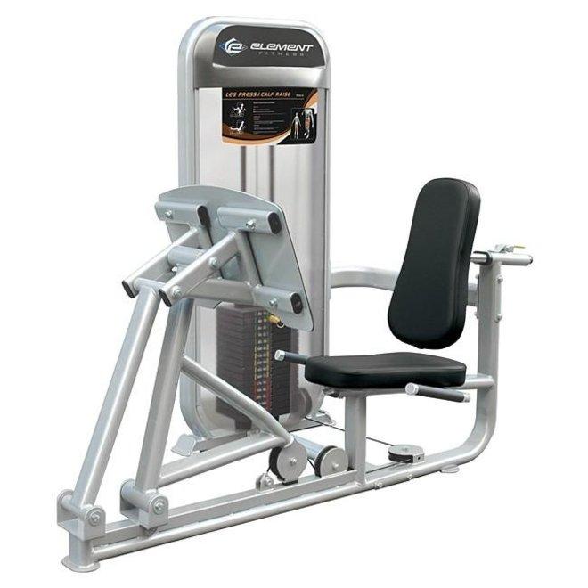 Element Carbon Dual Seated Leg Press/Calf w/ 250lbs