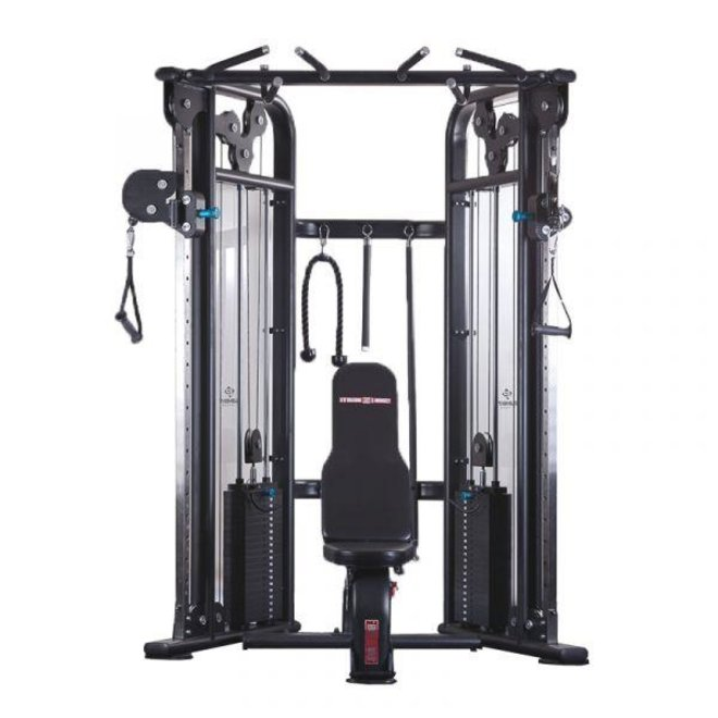 Element Commercial Functional Trainer (2 x 210lb Stks.)