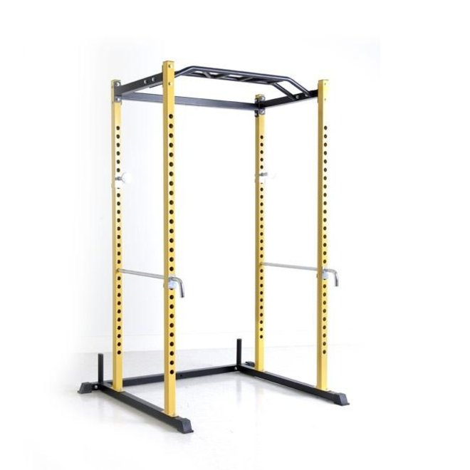 Fit 505 Yellow Power Rack