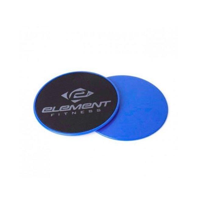 Element 9'' Power Gliding Disc Pair