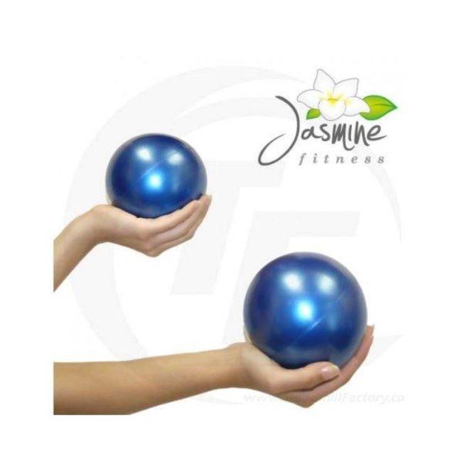 Jasmine 2lbs Pilates Weighted Balls - pair (2x1lb)