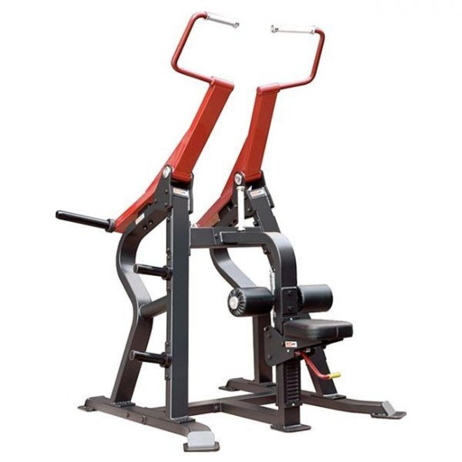 Element Iron Plate Loaded Lat Pulldown
