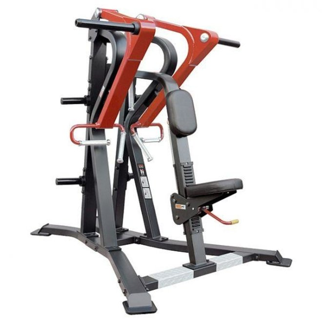 Element Iron Plate Loaded Low Row
