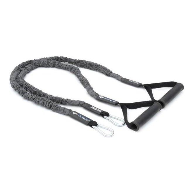 Element Cable Cross Resistance Tubes Pair - Medium (Black)
