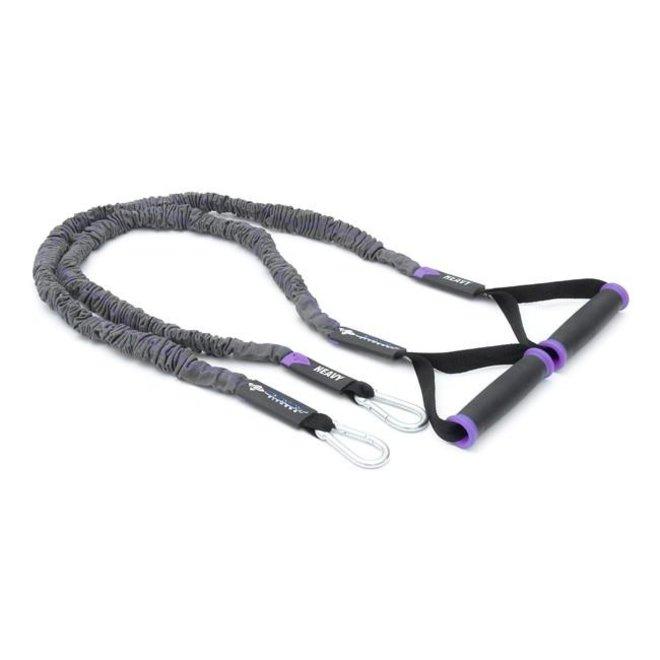 Element Cable Cross Resistance Tubes Pair - Heavy (Purple)