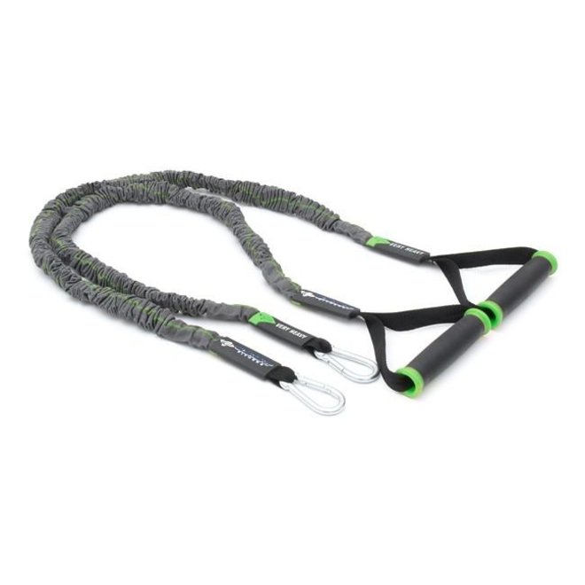 Element Cable Cross Resistance Tubes Pair - Very Heavy (Green)