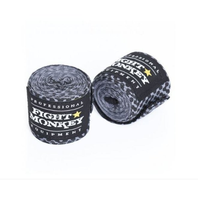 Fight Monkey 180' Mexican Hand Wraps Haftone