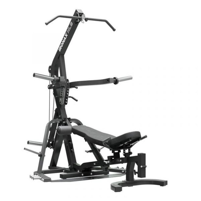 Ironax Leverage Gym