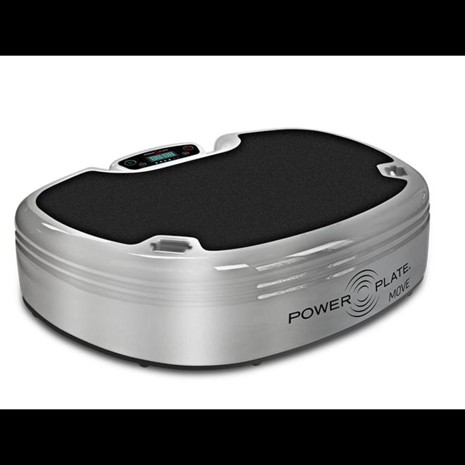 Powerplate MOVE Portable Vibration Platform- Silver