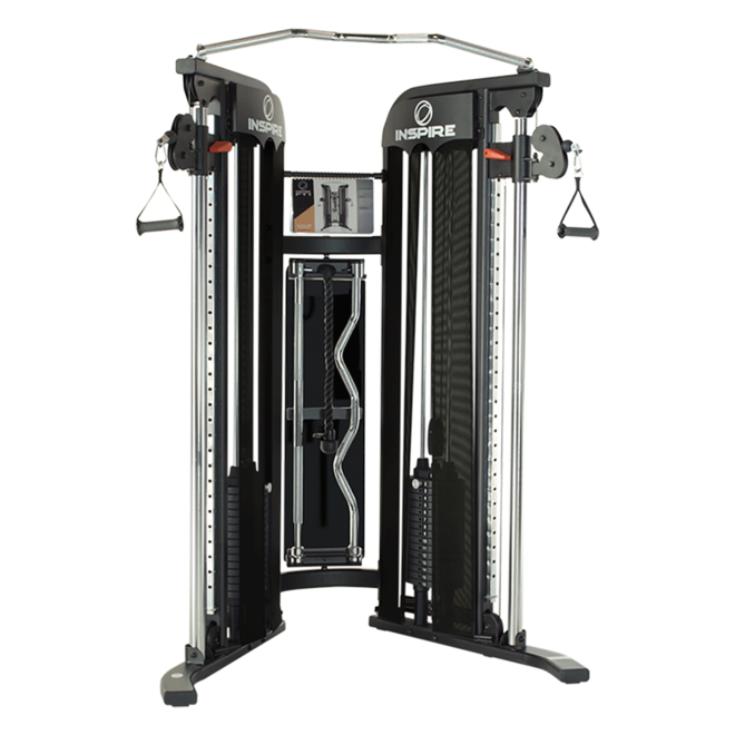 Inspire FT1 Functional Trainer (6 weight boxes)
