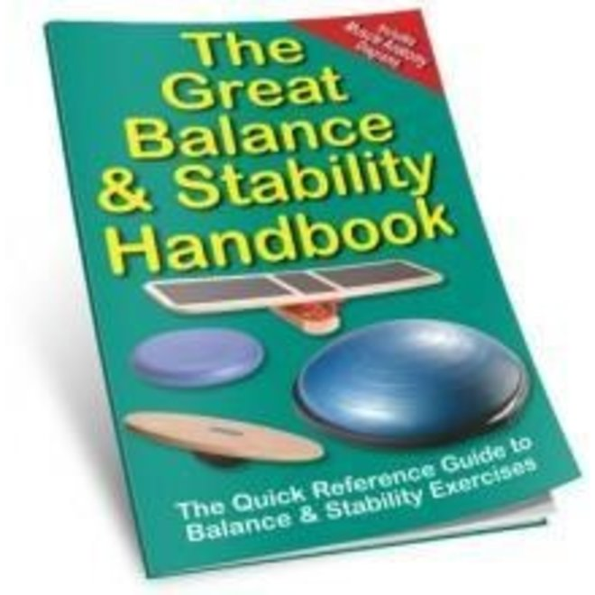 Balance & Stability Handbook (D)