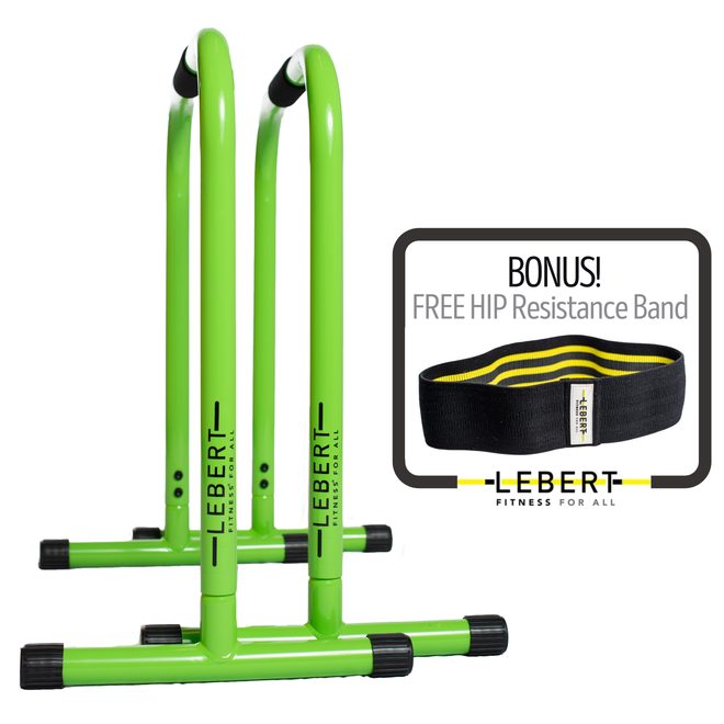 Lebert Equalizer (Lime Green) Total Body Strengthener