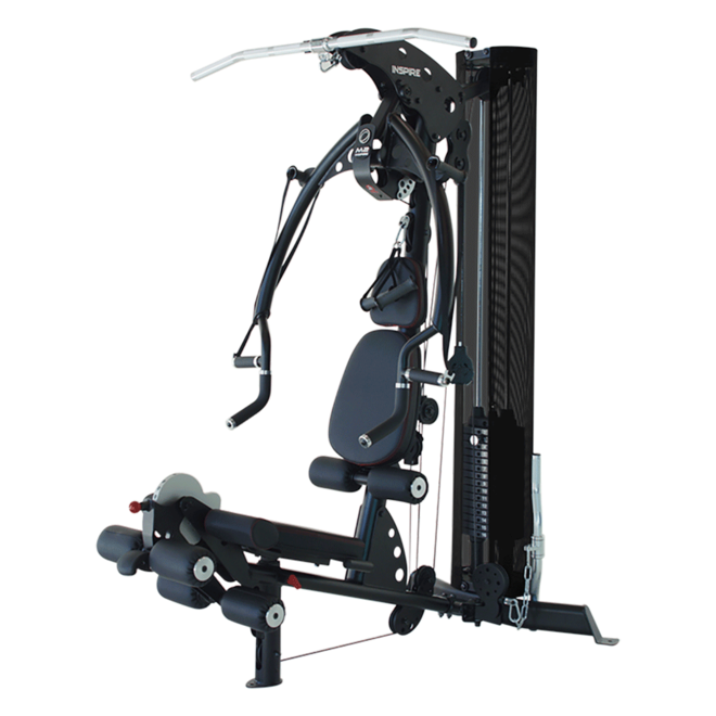 Inspire M2 Home Gym 160lbs Weight Stack (3 boxes of weights) (shrouds included in separate box)