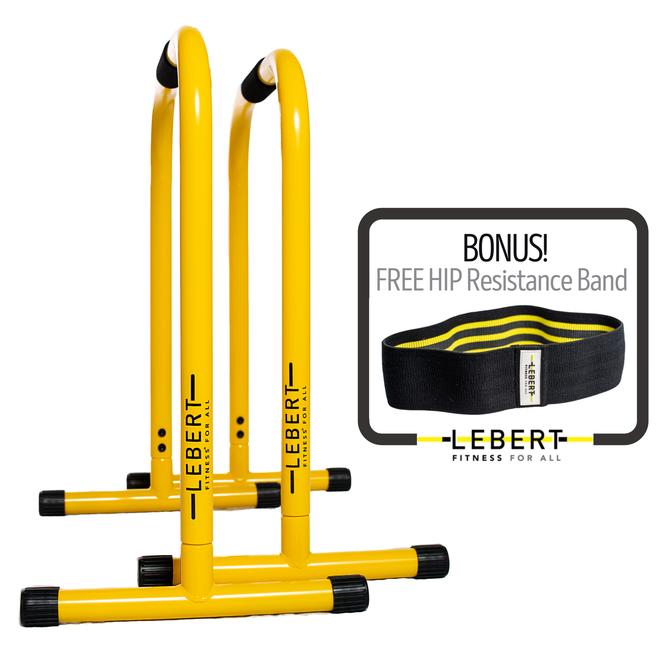 Lebert Equalizer (Yellow) Total Body Strengthener