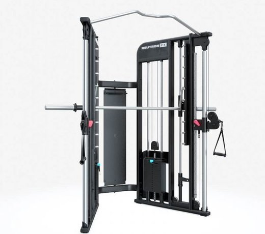 Strength Machines & Gyms