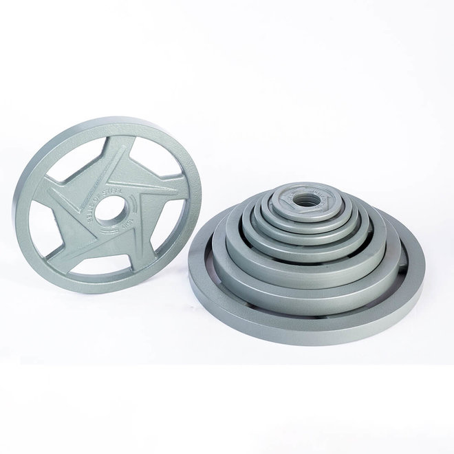 BOS Mighty Grip Iron Plates v2 (Pair)