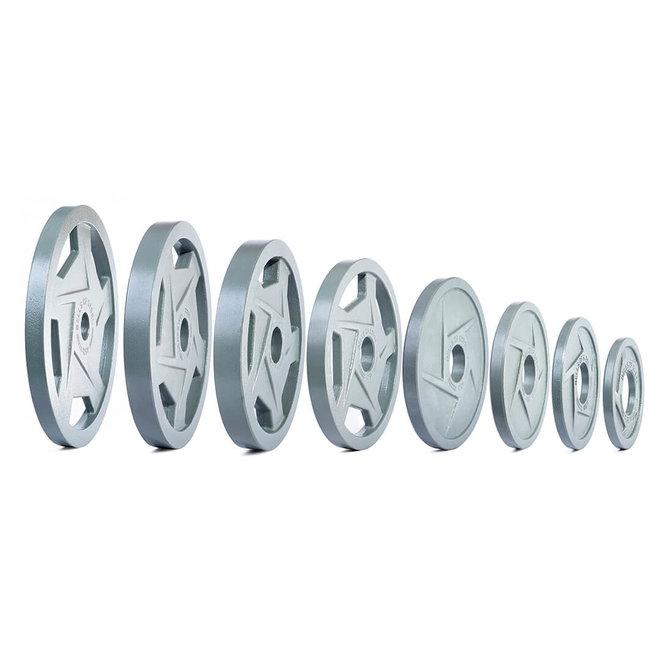 BOS Mighty Grip Steel Plate Package 275lbs