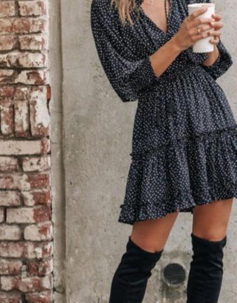 LoveStitch Polka Dot Dress