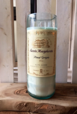 Repurposed Candle Company Santa Margherita Candle