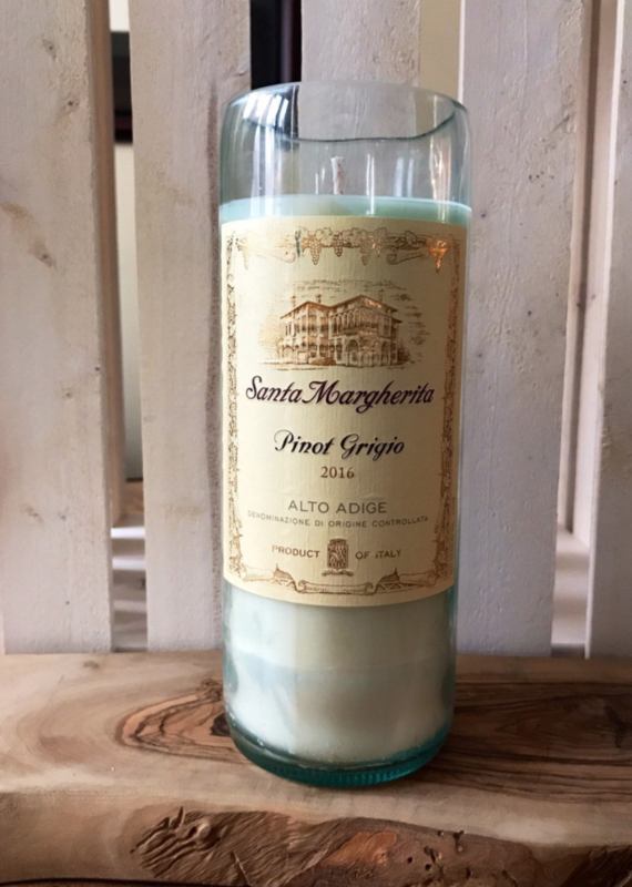Repurposed Candle Company Santa Margherita Candle