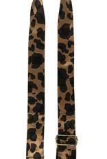 ah-dorned bsgh143bgl/camel/brown leopard-gold hardware