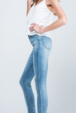Special A P2966M-SA HIGH RISE WITH ZIPPER FLY - ANKLE LENGTH WITH CLEAN HEM