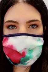 Multi Tie Dye Mask 12