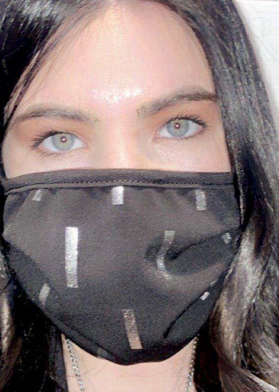 ariella Sparkle Mask 17