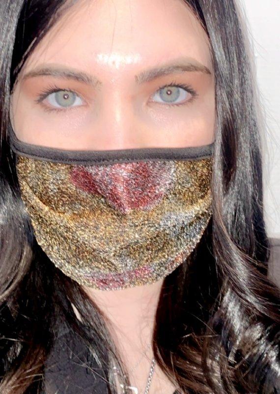 ariella Sparkle Mask 16