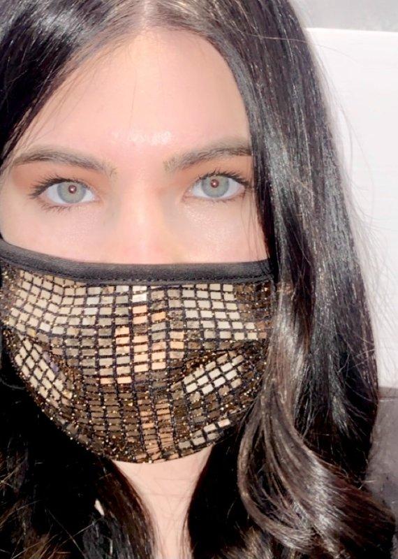 ariella Sparkle Mask 12
