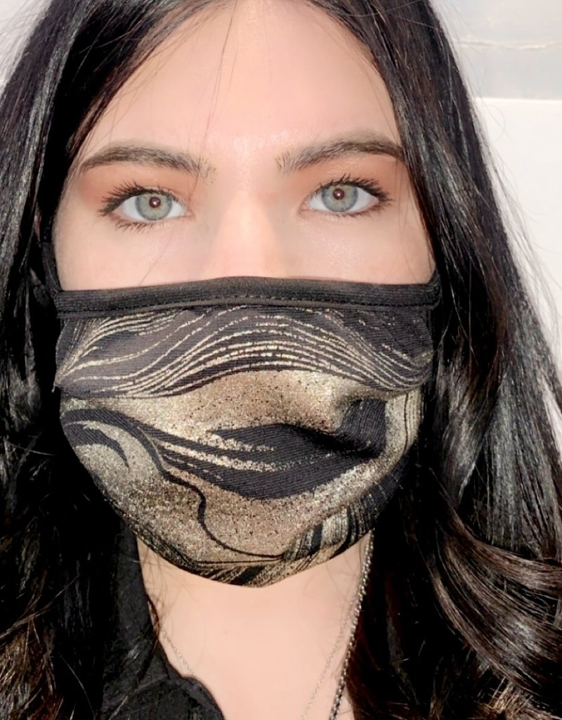 ariella Sparkle Mask 3