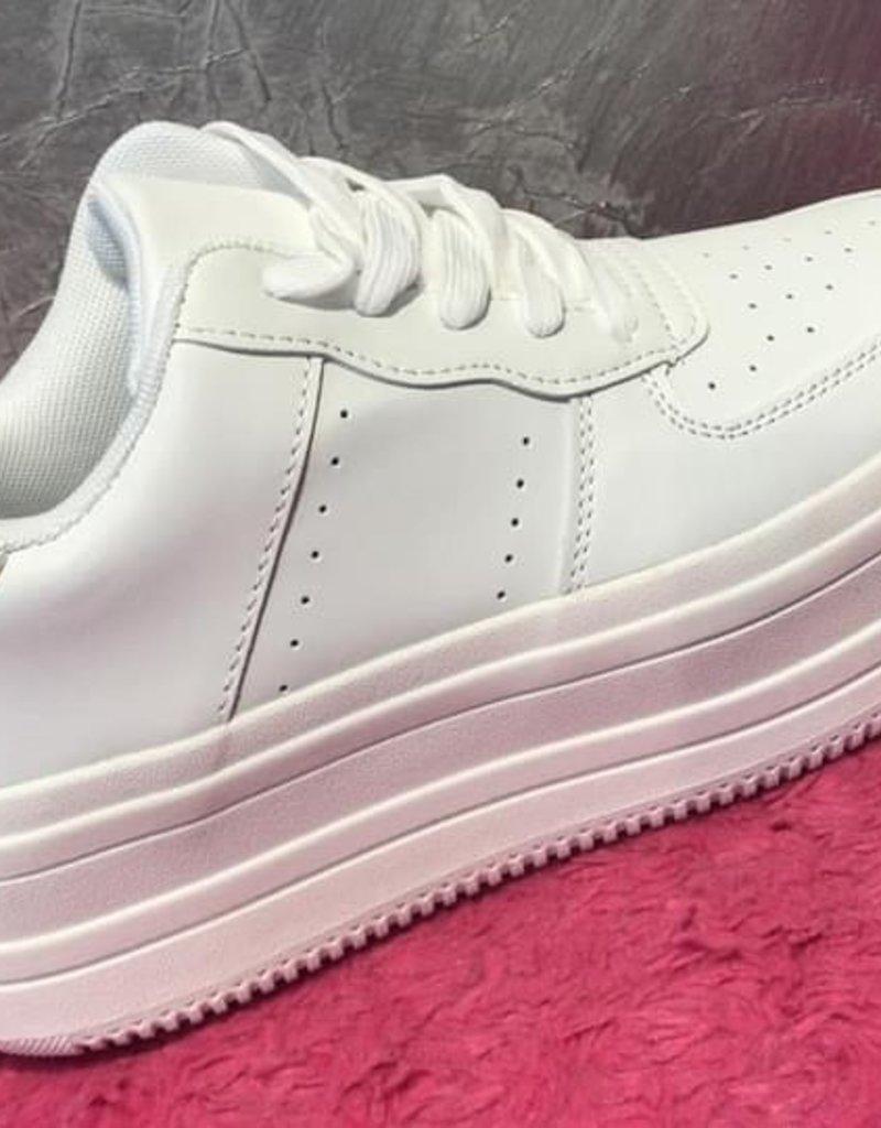 grace SL-JBX150-1 platform sneaker