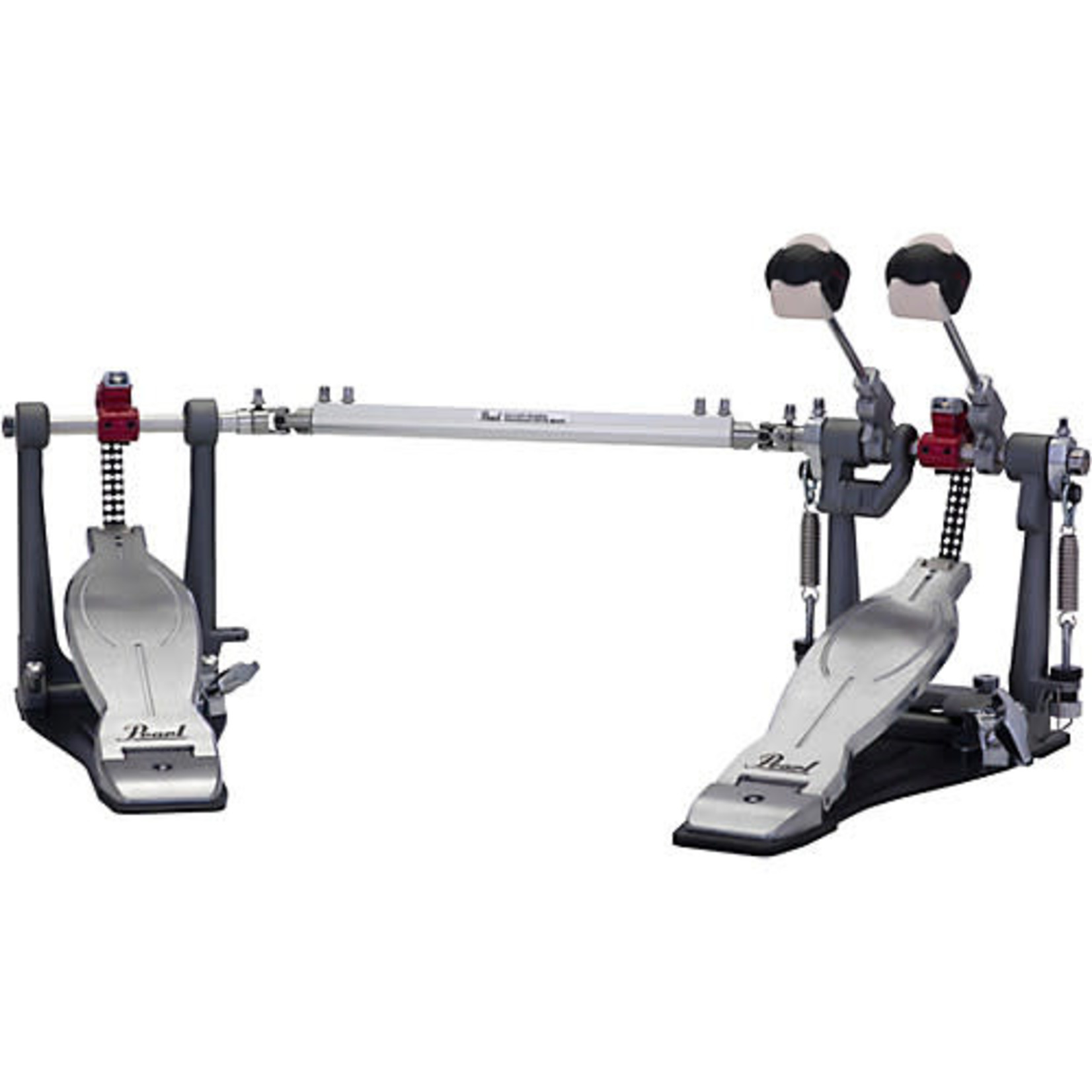 Pearl PEARL ELIMINATOR SOLO DOUBLE PEDAL RED P1032R