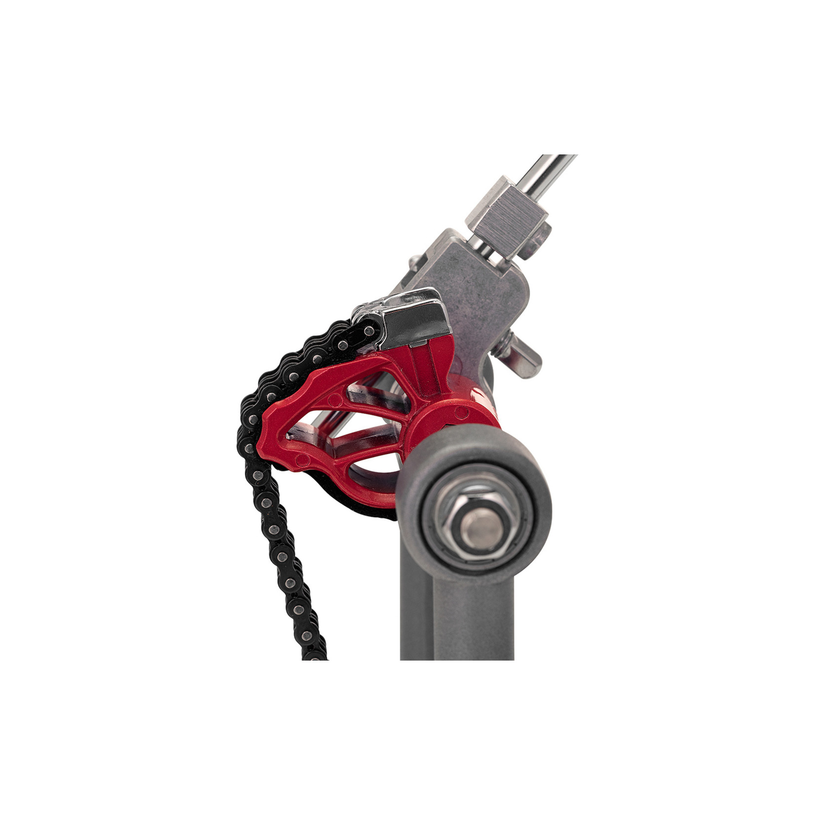 Pearl PEARL ELIMINATOR SOLO SINGLE PEDAL (RED CAM) P1030R