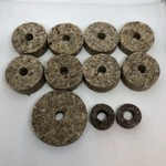 Cannon CANNON 11-PC CYMBAL FELTS PACK