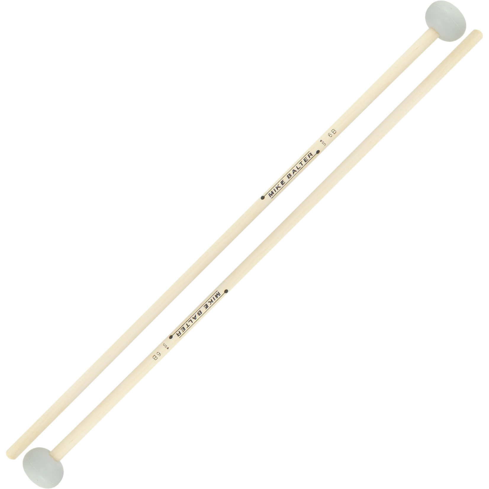 Mike Balter MIKE BALTER 6B HARD RUBBER MALLETS