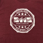 2112 T-SHIRT CARDINAL 2112 HOOP