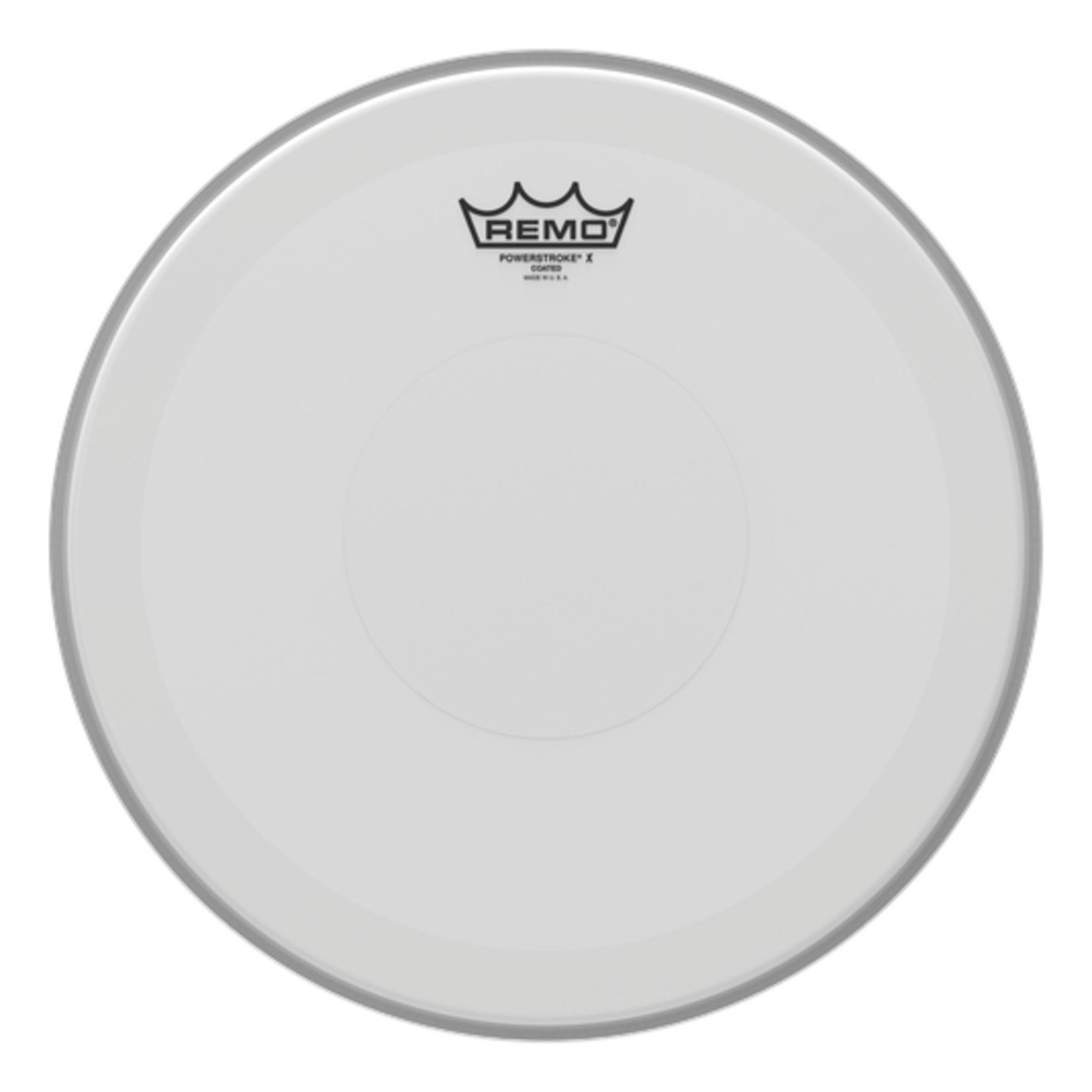 """Remo REMO 14"""" POWERSTROKE X COATED WITH DOT PX0114C2"""