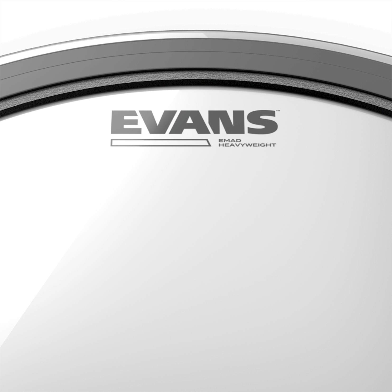 Evans EVANS EMAD HEAVYWEIGHT CLEAR BASS DRUMHEAD