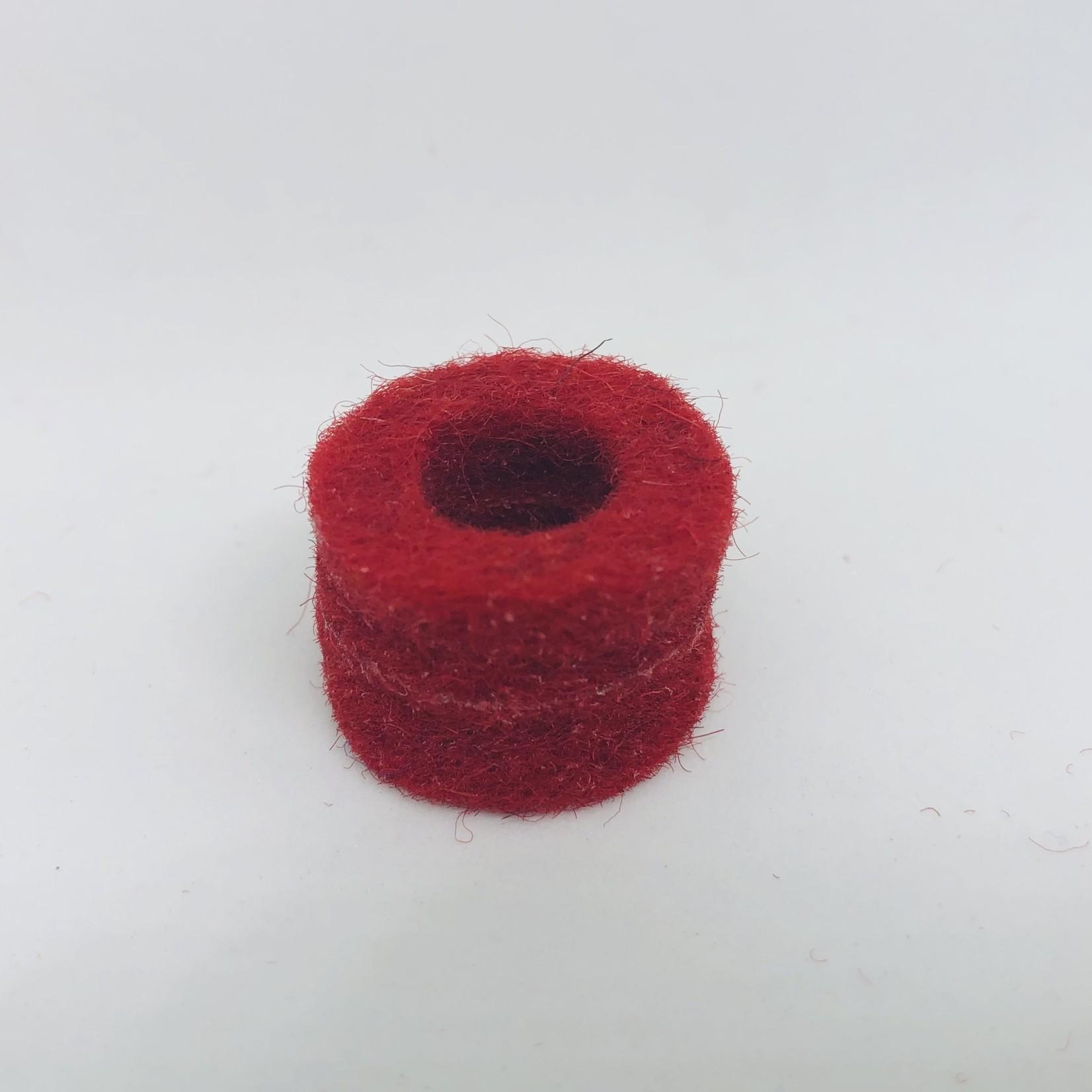 2112 HI-HAT CLUTCH FELT (RED)