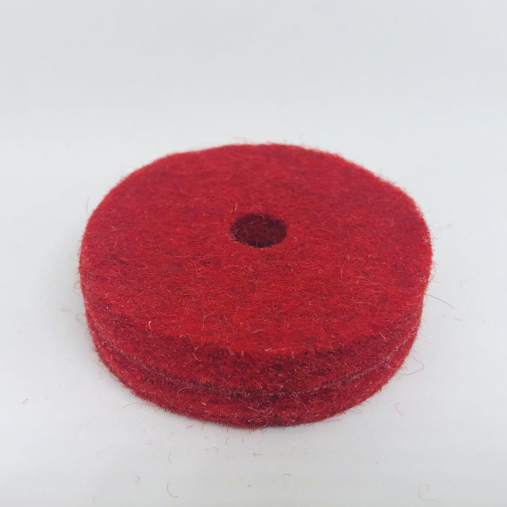 2112 HI-HAT SEAT FELT (RED)