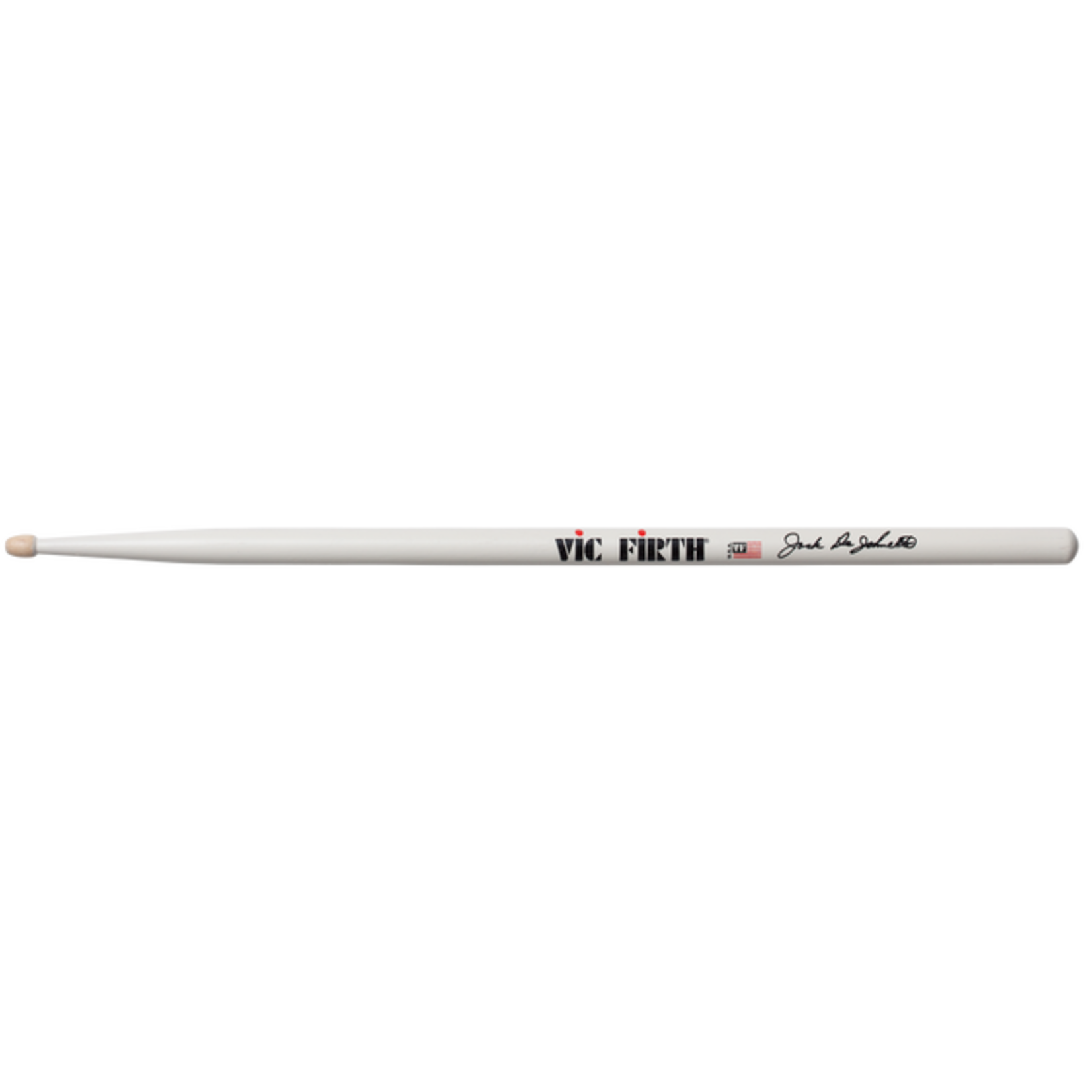 Vic Firth VIC FIRTH SIGNATURE SERIES JACK DEJOHNETTE WOOD TIP (PAIR)